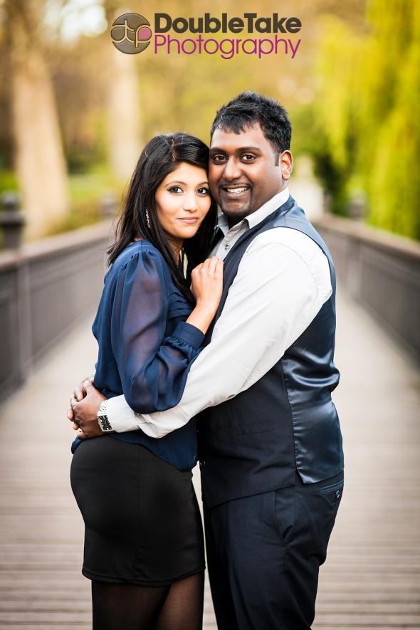 Akilan Allie Pre Wed Engagement Shoot Asian Wedding Photography London Tamil UK
