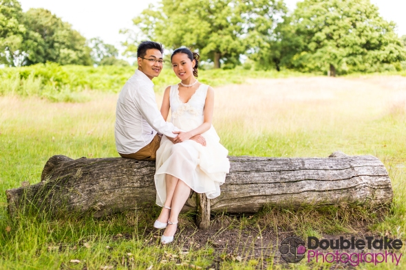 London Richmond Park St Pauls Engagement Wedding Photography UK