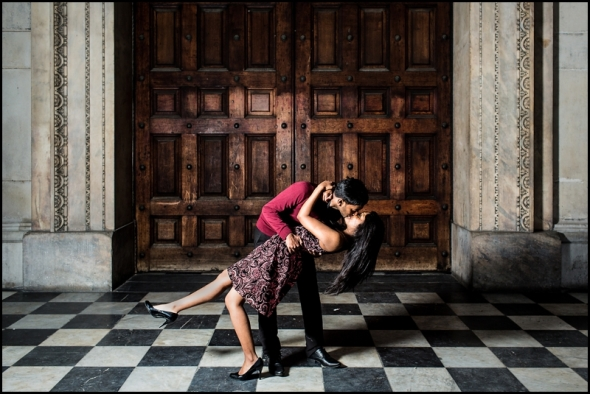 London Engagement Pre Wed Shoot Asian Wedding Photography